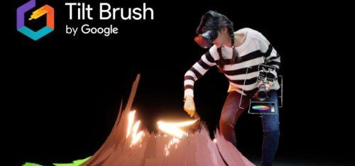 Google Tilt Brush