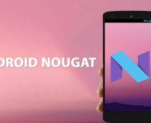 S-a lansat oficial ultima versiune de Android 7 Nougat