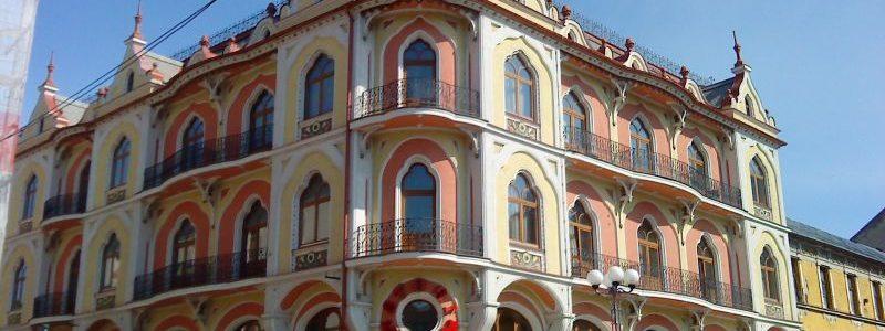Restaurant Astoria din Oradea
