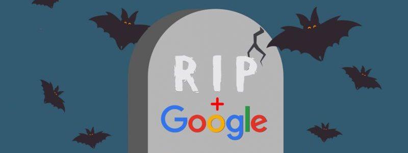 Adio Google plus . Alt produs google esuat