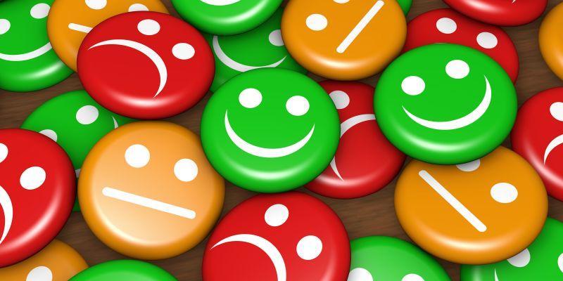 cum te simti fericit sau trist