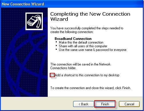 Configurare conexiune la internet pppoe Windows XP RCS&RDS